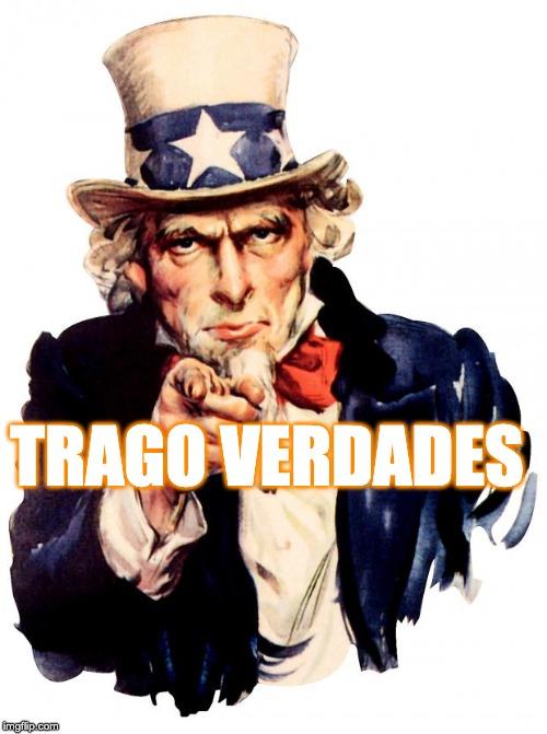 TRAGO VERDADES